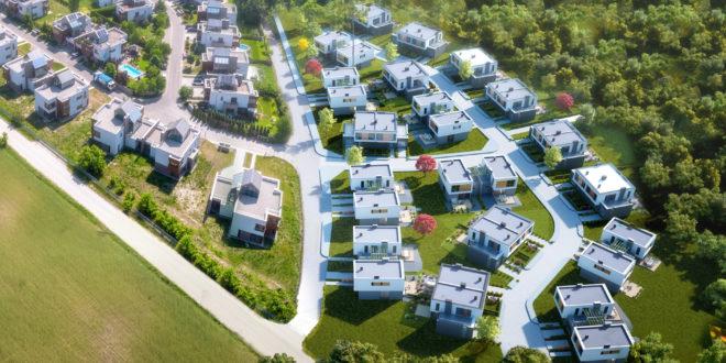 osiedle domów Wilanów
