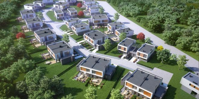nowe domy Wilanów